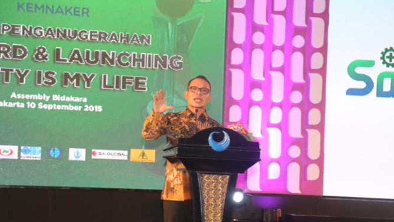 Launching Safety is My Life 10 September 2015