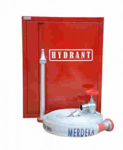 Fire Hydrant Box A1 import complete set without glass