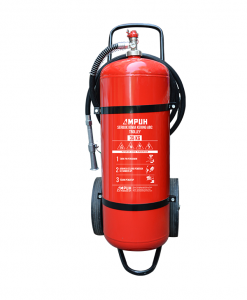 Apab Ampuh Powder Stored Pressure 35 Kg Trolley-S China