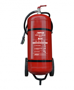 Apab Ampuh Powder Stored Pressure 70 Kg Trolley-S China