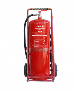 Apab Ampuh Powder Stored Pressure 75 Kg Trolley