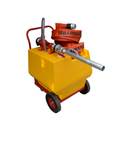 Foam Trailler - 150 Liter