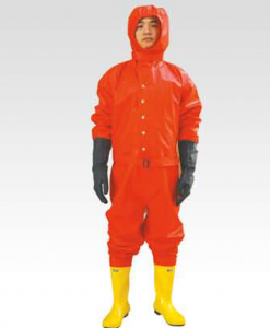 Fireman chemical protective suit