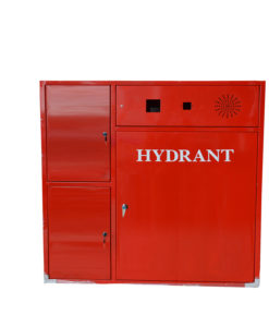 Fire Box Hydrant Type B Vertical Combined Box APAR