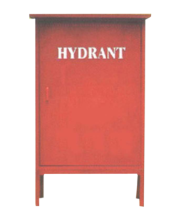 Fire Box Hydrant Type C Outdoor Building