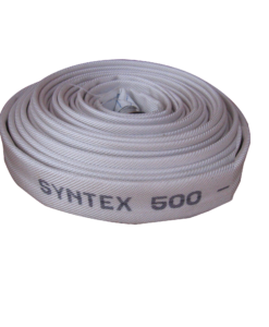"OSW Syntex 500 Fire Hose Selang Pemadam Canvas Polyster 1.5"" X 60 M"