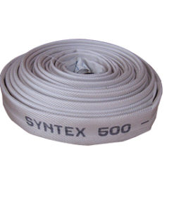 "OSW Syntex 500 Fire Hose Selang Pemadam Canvas Polyster 2.5"" X 60 M"