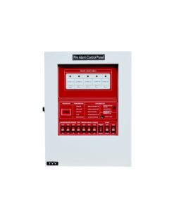 Master Control Fire Alarm MCFAFACP 5 Zone