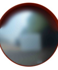 Cermin Convex Mirror Outdoor Polycarbonate 60 Cm