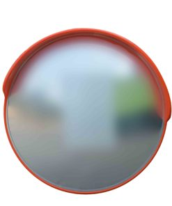 Cermin Convex Mirror Outdoor Polycarbonate 80 Cm