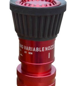 Fire Hydrant Variable Nozzle Aluminium 2.5 Inch