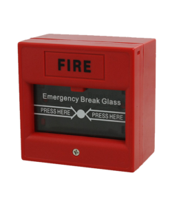 FIRE ALARM MANUAL BREAK GLASS