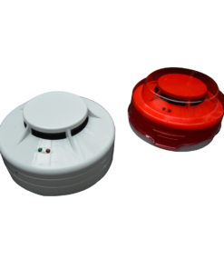 FIRE ALARM PHOTOELECTRIC SMOKE DETECTOR 2 WIRE