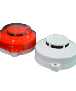 FIRE ALARM PHOTOELECTRIC SMOKE DETECTOR 3 WIRE