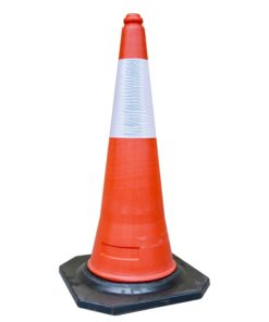 Pembatas Jalan Traffic Cone Durable Eva 70 Cm