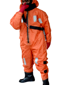 Peralatan Marine Safety Kapal Immersion Survival Suit Rongsheng