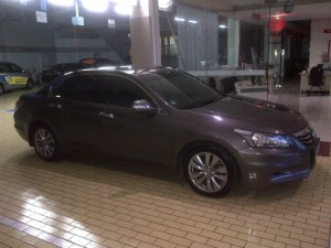 Jual Honda Accord VTIL