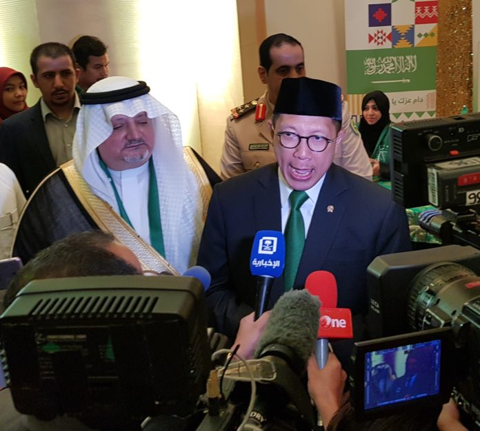 Minister: Indonesia committed to enhancing ties with Saudi Arabia