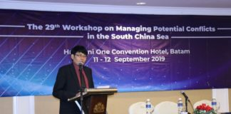 54 experts discuss solutions on South China Sea dispute