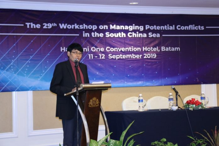 Indonesia proposes exploration on business cooperation potentials in South China Sea