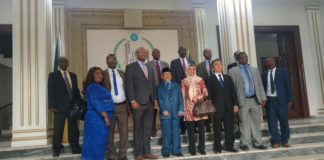 Ethiopian ulemas offer land for Indonesian mosque development