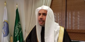Muslim leader calls for religious tolerance at Islamic Center opening in France