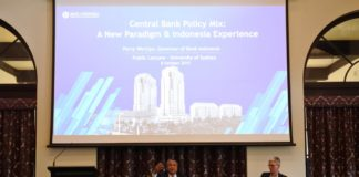 Policy mix to maintain Indonesia's economic stability
