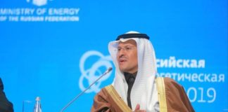 Saudi oil production back to pre-attack levels: Minister