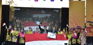 """Indonesia wins """"World Culture Award"""" medal in Seoul"""