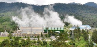 Geothermal risk mitigation projects support energy exploration