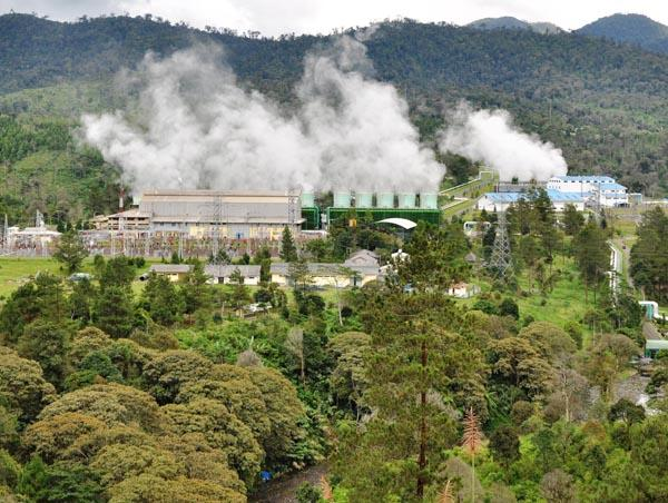WB provides US$150 million loan for Indonesia's geothermal investment