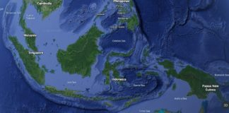 Northern continental shelf survey of Papua discussed at the UN 2020
