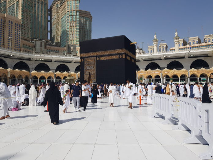Over 340 thousand Indonesians perform umrah in three months