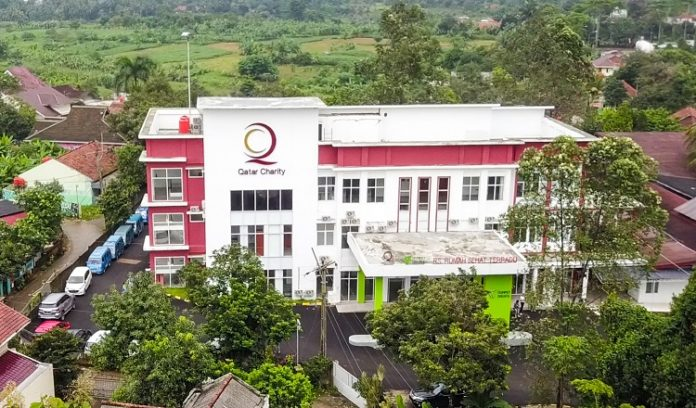 Qatar Charity completes free hospital in Bogor, W Java