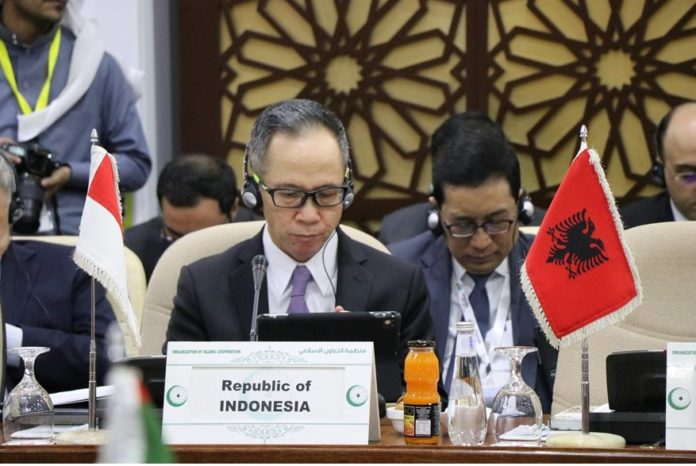 Indonesia urges OIC to unite for Palestine