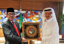 RI's ambassador, Saudi energy minister discuss energy cooperation