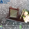 Souvenir Indonesia Pen Holder Kayu Eksklusif Batik (Batik Indonesia Wooden ExclusivePen Holder)4