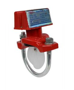 ZSJZA80 Fire Sprinkler Flow Switch (Plastic Saddle) - 3""
