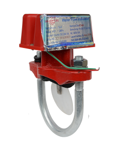 ZSJZA65 Fire Sprinkler Flow Switch (Plastic Saddle) - 2.5""