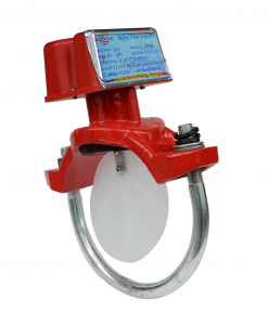ZSJZA100 Fire Sprinkler Flow Switch (Plastic Saddle) - 4""