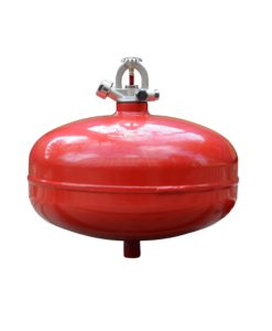 Auto Hanging Fire Extinguisher Thermatic DCP Dry Chemical Powder 3 Kg