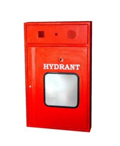 Fire Box Hydrant Type B With Glass