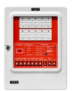 Fire Alarm Panel Control MCFA FACP 10 Zone
