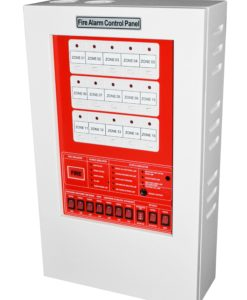 Fire Alarm Panel Control MCFA FACP 15 Zone