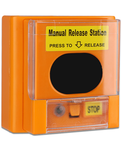 Emergency Manual Station Suppression System