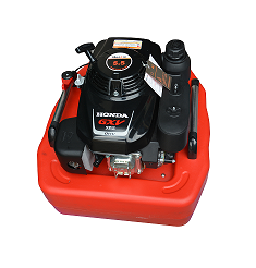HONDA Pompa Apung Floating Pump Portable Type 5.5