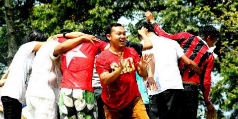 paket puncak highland wisata halimun fun outbound training games
