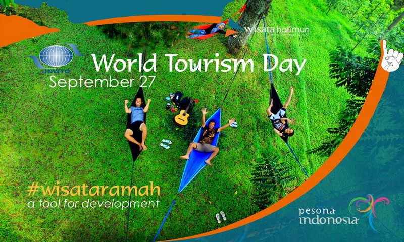 World tourism day UNWTO